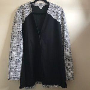 Avenue Jacket Black & White sz 30/33
